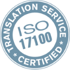 ISO 17100 Certfied translation office AGATO Abu Ghazaleh
