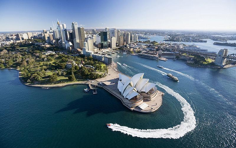 التأشيرات والهجرة إلى اوستراليا