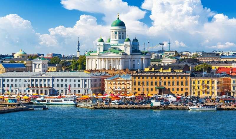 تأشيرة شينجن لفنلندا