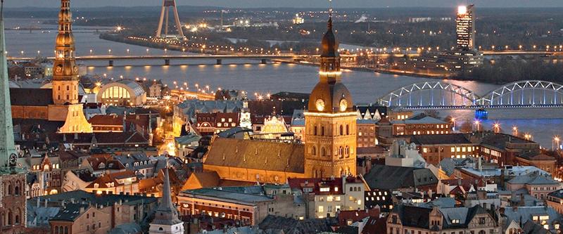 تأشيرة لاتفيا