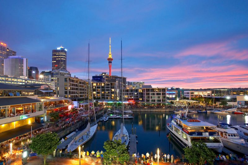 تأشيرة الاستثمار أو الابتكار الى نيوزيلندا