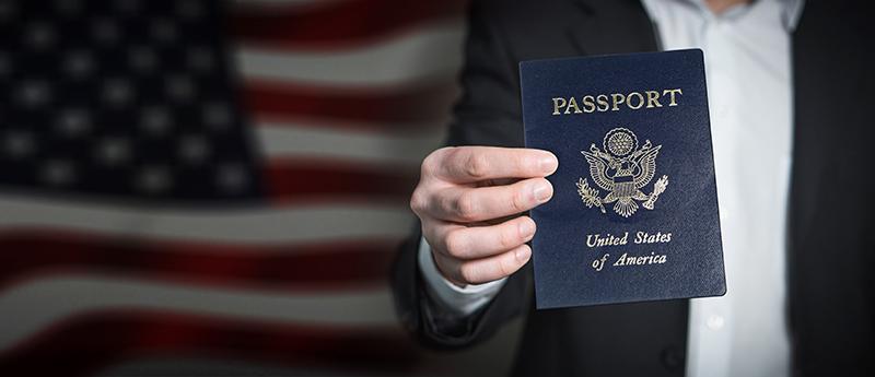 قرعة البطاقة الخضراء إلى الولايات المتحدة الأمريكية